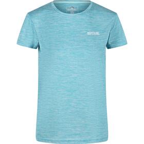 Regatta Fingal Edition T-Shirt Women, turquoise
